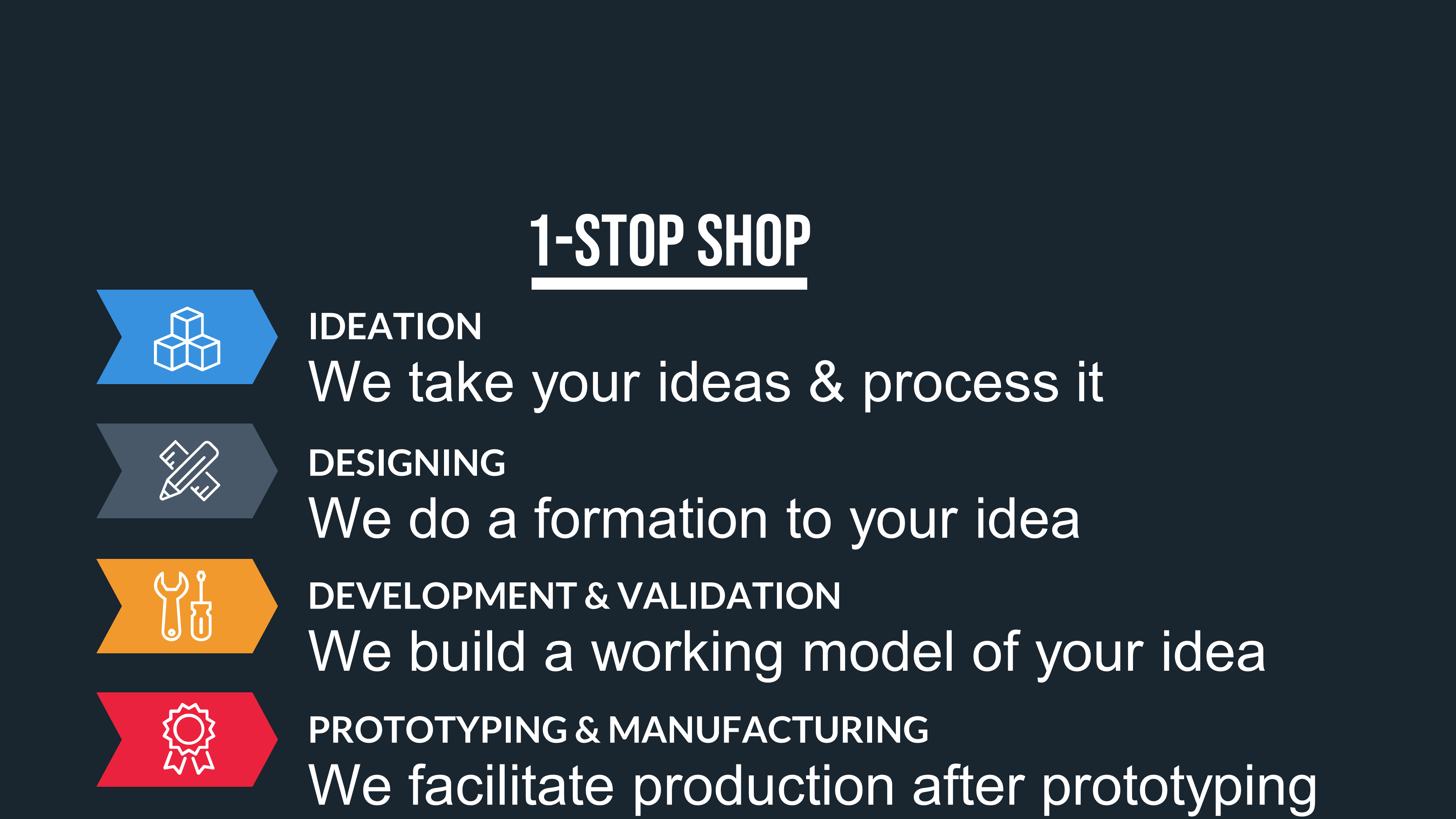 1 Stop Solution